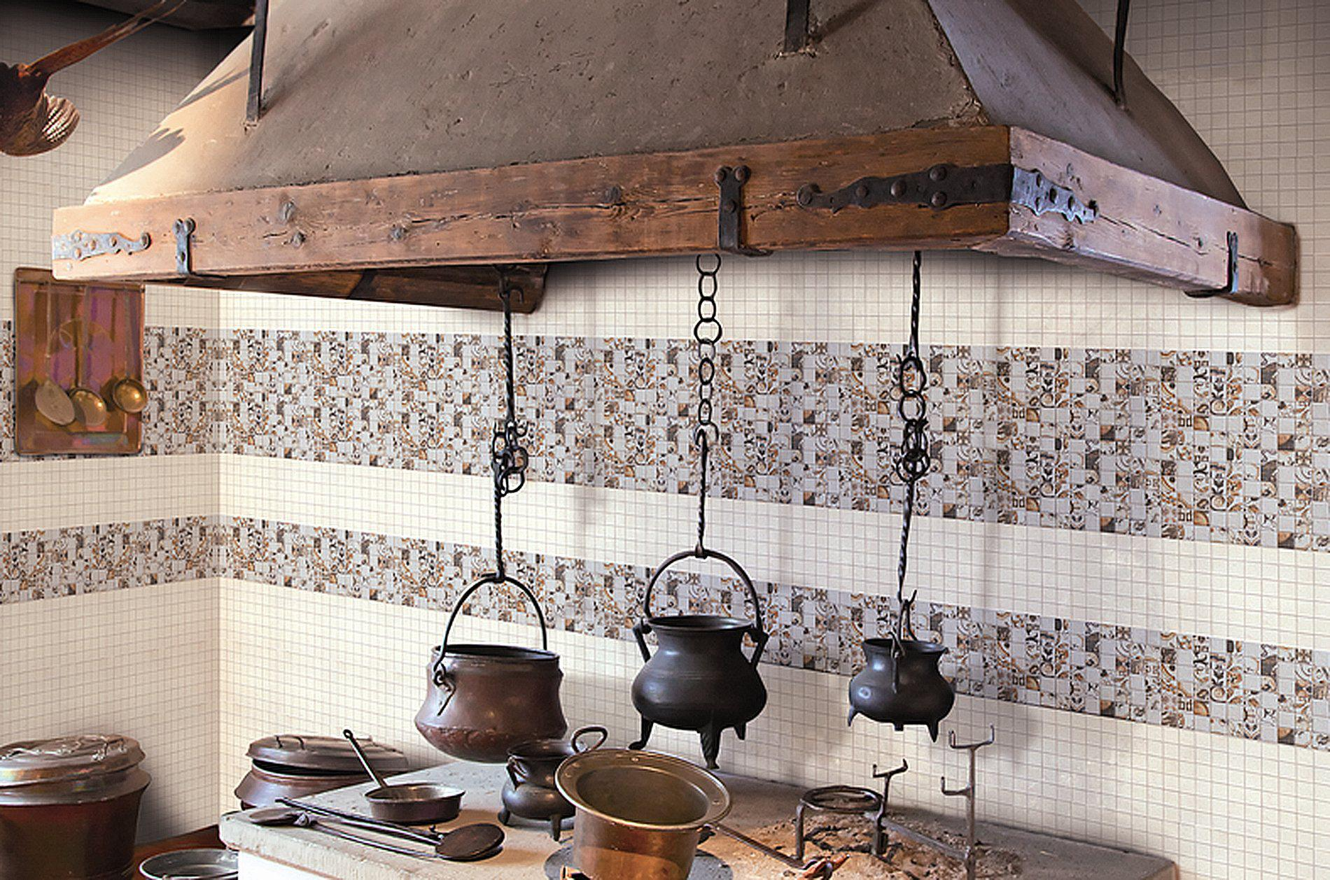Турецкая керамичекая плитка — восточная роскошь